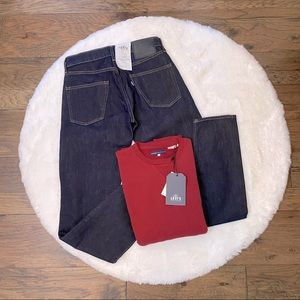 Levi's Made & Crafted 512 Slim Taper Jeans